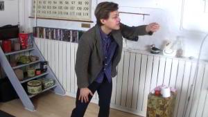 Lektion 7: Om kropssprog