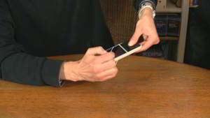 Elastik gennem Iphone