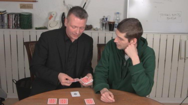 Peter og Klaus forklarer tingene meget grundigt,