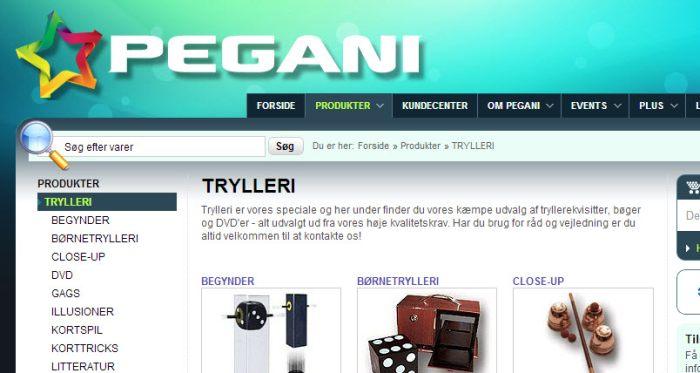 pegani-online